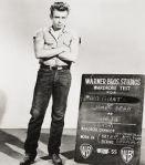 James Dean 50s demin