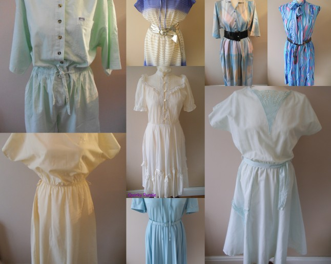 Sorbet vintage at Quirky Purple