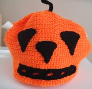 Pumpkin Tea Cosy