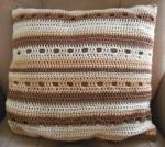 Quirky Purple Handmade Cushions