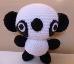 Amigurumi panda