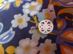 1960s button