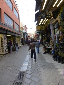 Athens' Flea Market Street