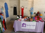 Quirky Purple stall