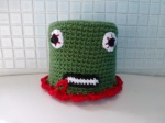 Zombie toilet roll cover