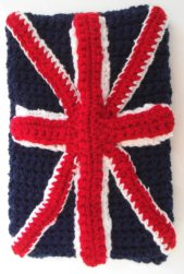 Union Jack tablet cover